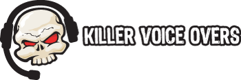 Killer Voice Overs Logo